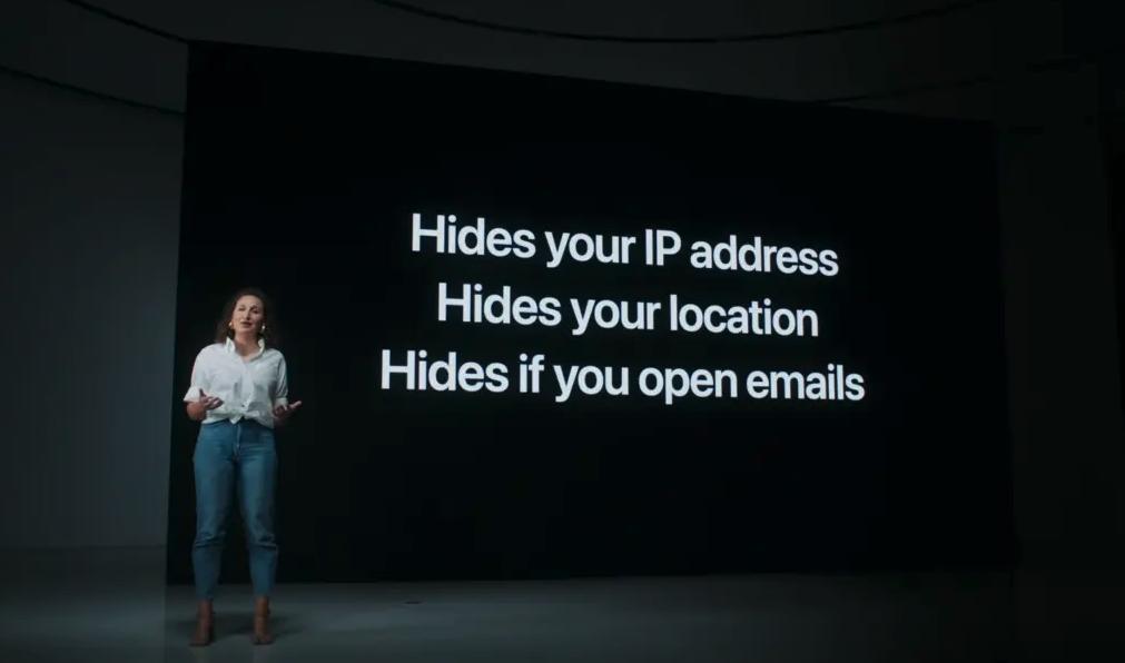 隱藏你的 IP,隱藏你的位置,隱藏你的開信活動